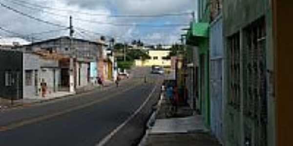 Rua de Nossa Senhora da Glória-SE-Foto:maxell10