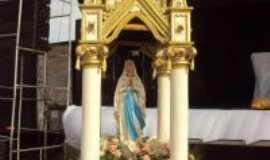 Nossa Senhora de Lourdes - PADOEIRA V�RGEM DE LOURDES, Por MARIO