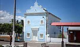 Nossa Senhora do Socorro - Capela em Nossa Senhora do Socorro-SE-Foto:Sergio Falcetti