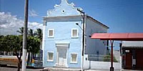Capela em Nossa Senhora do Socorro-SE-Foto:Sergio Falcetti