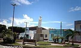 Pedrinhas - Imagem em homenagem à São José-Foto:Sergio Falcetti