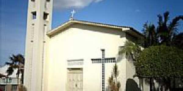 Igreja Matriz de São José-Foto:Sergio Falcetti