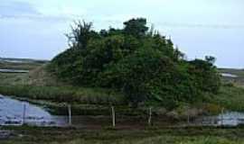 Pirambu - Ilha Verde em Pirambu-SE-Foto:Richard Oliva