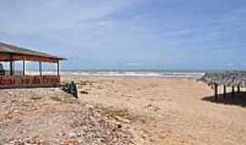Pirambu - Praia de Pirambu-SE-Foto:praias-360.com