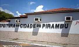 Pirambu - Prefeitura Municipal de Pirambu-SE-Foto:Sergio Falcetti