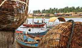 Pirambu - Vila de pescadores em Pirambu-SE-Foto:marcos brava