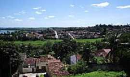 Pirambu - Vista da cidade-Foto:ROBERTO CORDEIROPr