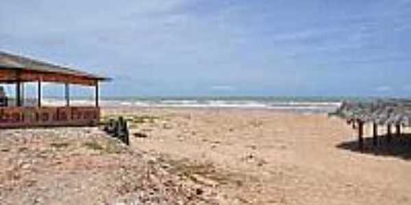 Praia de Pirambu-SE-Foto:praias-360.com