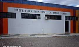 Po�o Verde - Prefeitura Municipal-Foto:Sergio Falcetti