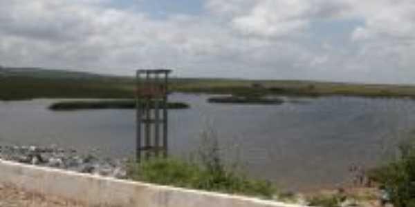 Barragem Padre Melo em Poço Verde, Por j.orlando s.filho
