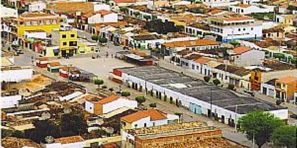 Poço Verde-SE-Vista do centro-Foto:ademildo