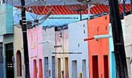 Porto da Folha - Porto da Folha-SE-Famosa Rua do H-Foto:Alexsandro Souza