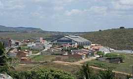 Porto da Folha - Porto da Folha-SE-Vista do Ginásio de Esportes-Foto:Carllos.costa