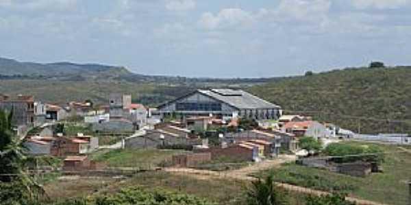 Porto da Folha-SE-Vista do Ginásio de Esportes-Foto:Carllos.costa
