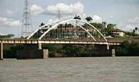 Propriá - Propriá-SE-Ponte sobre o Rio São Francisco-Foto:Telmo Carlos de Oliveira