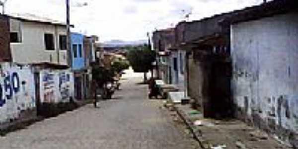 Propri�-SE-Rua do Diocesano-Foto:Telmo Carlos de Oliveira