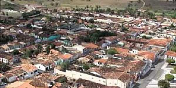 Riachão do Dantas-SE-Vista aérea-Foto:Edeson Santos Rosa