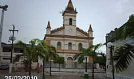 Riachuelo - Igreja Matriz de N.Sra.da Conceição-Foto:Sergio Falcetti