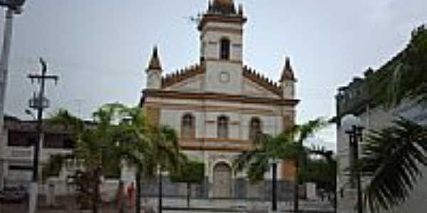 Igreja Matriz de N.Sra.da Conceição-Foto:Sergio Falcetti