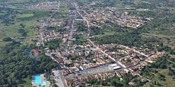 Vista aérea de Salgado - SE