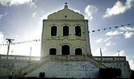Santa Luzia do Itanhy - Igreja de Santa Luzia-Foto:Erick Diniz