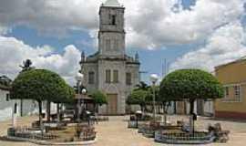Santa Rosa de Lima - Pra�a e Igreja Matriz de Santa Rosa-Foto:Almeida Bispo