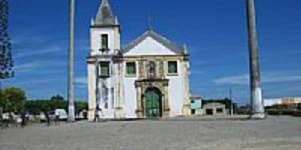 Igreja de Santo Amaro-Foto:Sergio Fernando