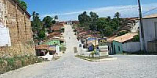 Ruas de Santo Amaro das Brotas-Foto:Sergio Fernando