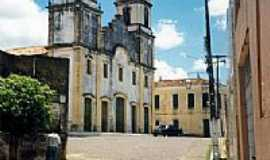São Cristóvão - Rua da Igreja-Foto:Moacyrzinho