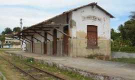 São Cristóvão - Antiga Estação Ferroviária de S. Cristóvão, Por Derbi Mota de Souza
