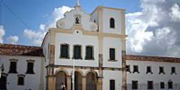 S�o Crist�v�o-SE-Igreja Senhor dos Passos-Foto:Sergio Falcetti
