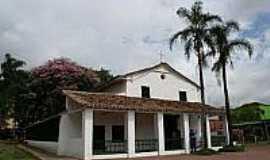 São Miguel do Aleixo - Capela histórica-Foto:notasdesaomiguel
