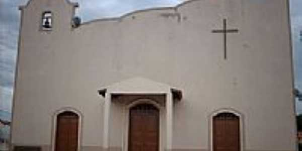 Igreja em São Miguel do Aleixo-Foto:Sergio Falcetti