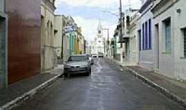 Simão Dias - Rua Gov.Celso Carvalho-Foto:Leonardo Souza,