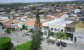 Simão Dias - Vista parcial da cidade-Foto:Leonardo Souza,