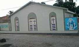 Siriri - Siriri-SE-Igreja de São Pedro no Povoado do Gato Preto-Foto:joel felix