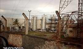 Siriri - Siriri-SE-Instalações da Petrobrás-Foto:Sergio Falcetti