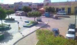 Olindina - praca da prefeitura, Por aninha