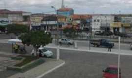 Olindina - Praça de Olindina, Por Miguel Allende