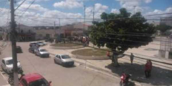 Olindina Humilde cidade mais é tudo de bom o lugar,mais ta linda., Por Miguel