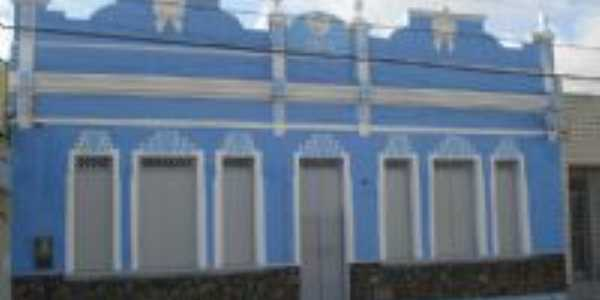 casa paroquial, Por jerfeson