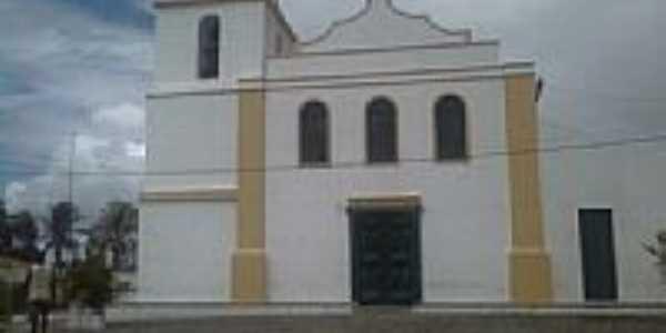 Igreja Matriz de N.Sra.do Socorro-Foto:Marcelo J Teixeira