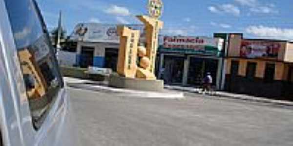 Entrada de Umbaúba  por edvaldo lage