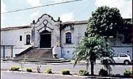 Agisse - Prédio antigo em Agisse-Foto:pousadas-hoteis.