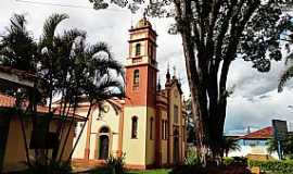 Água Vermelha - Águas Vermelhas-SP-Matriz de São Roque-Foto:Mapio.net
