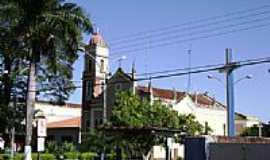 Água Vermelha - Igreja Matriz-Foto:Roselito Fávero da S…