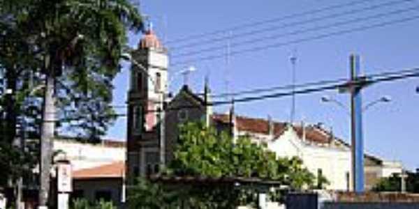 Igreja Matriz-Foto:Roselito F�vero da S�