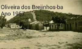 Oliveira dos Brejinhos - 1957, Por Carlos Ernani