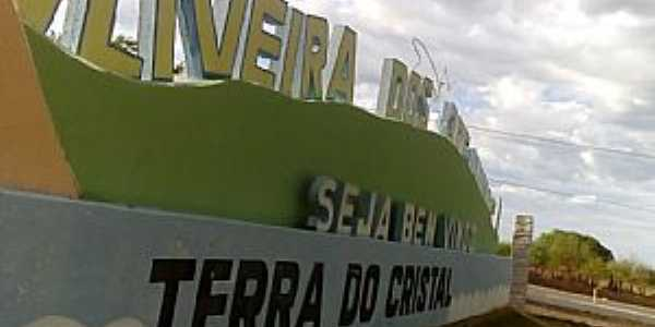 Oliveira dos Brejinhos - BA Terra do Cristal