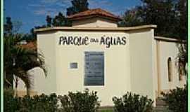 �guas de S�o Pedro - Parque das �guas em �guas de S�o Pedro-Foto:helio antunes do nas�